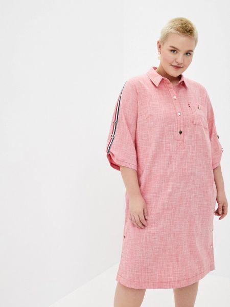 Платье - красное Intikoma