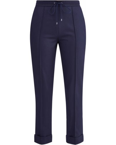 Спортивные брюки со стрелками фланелевые Kenzo