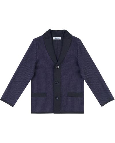Пиджак шерстяной на пуговицах Jacote