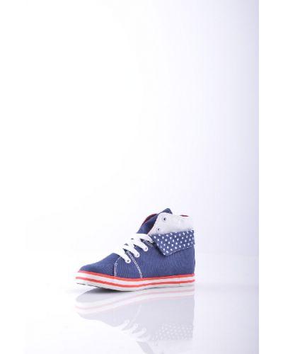 Ботинки зеленые на шнуровке S.oliver