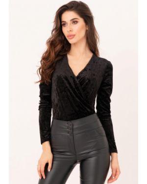 Боди блуза черное Magnet