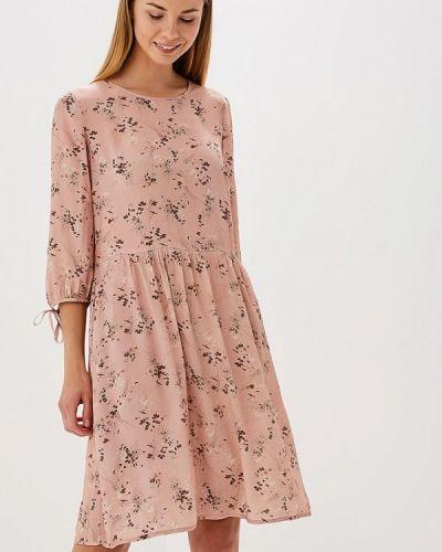 Платье весеннее розовое Vis-a-vis