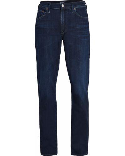 Klasyczne niebieskie jeansy skorzane Citizens Of Humanity
