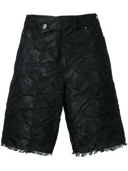 Черные шорты A.f.vandevorst