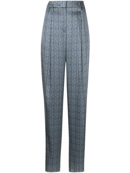 Синие брюки с карманами Giorgio Armani