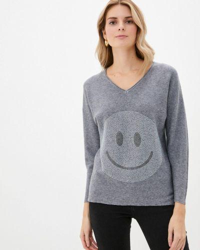 Пуловер - серый Passioni