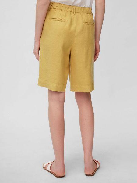 Бермуды - желтые Marc O'polo