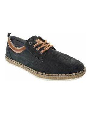 Туфли замшевые Rieker
