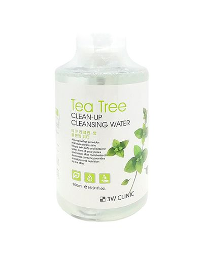 Парфюмерная вода очищающий 3w Clinic
