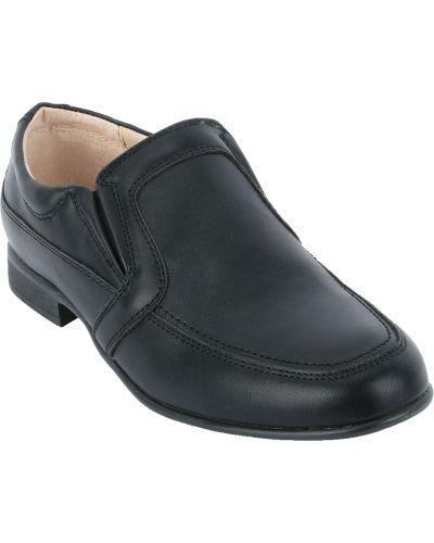 Туфли черные Flamingo