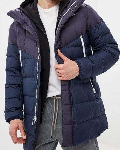 Зимняя куртка осенняя синяя Nike