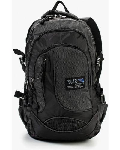 Черный городской рюкзак Polar