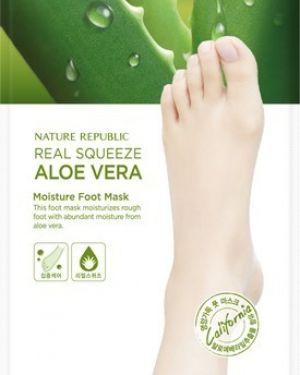 Маска для ног Nature Republic