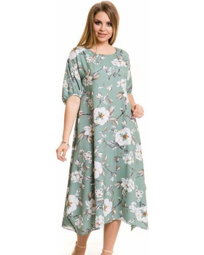 Летнее платье миди в стиле бохо Novita
