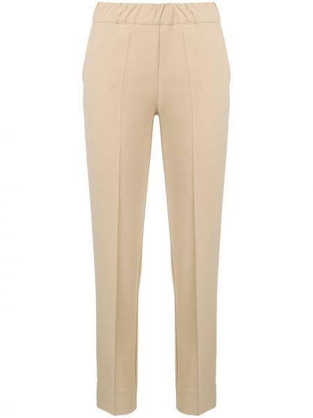 Классические брюки с поясом эластичные D.exterior