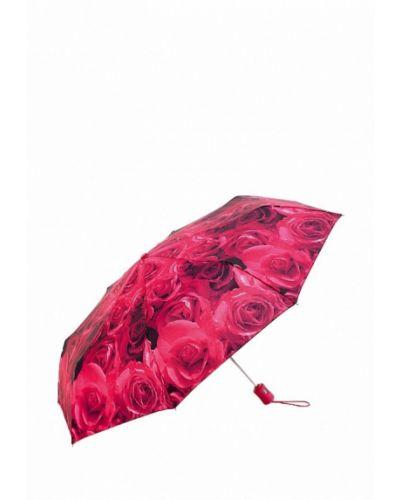 Красный зонт складной Fulton