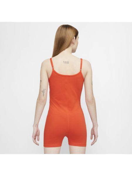 Pomarańczowy sport body Nike