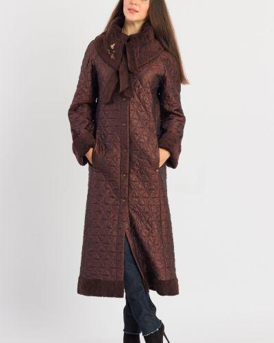 Длинное пальто на синтепоне на кнопках Lacywear