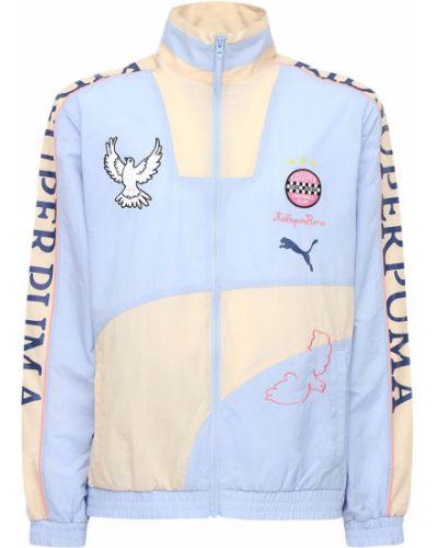 Niebieska kurtka Puma Select