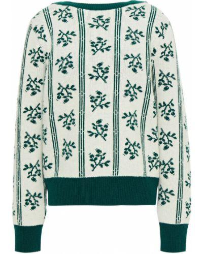 Prążkowany sweter wełniany Alexachung