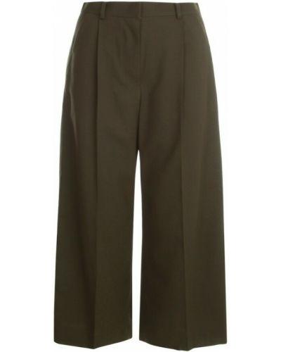 Zielone spodnie Sacai