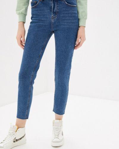 Синие джинсы-скинни узкого кроя Haily's