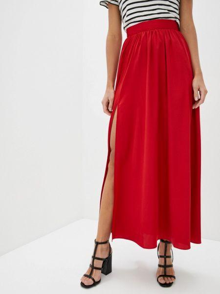 Платье красный широкое Trendyangel