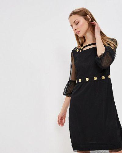 Платье - черное Almatrichi