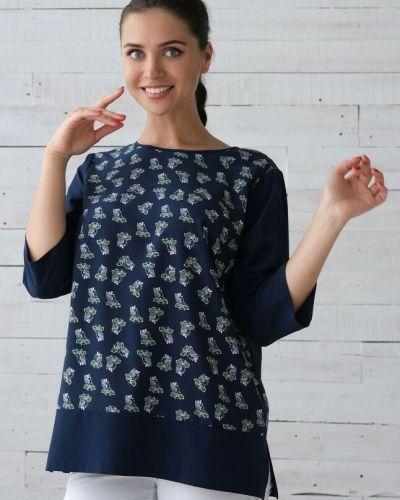 Блузка с принтом Amarti