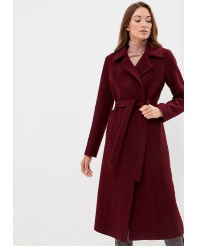Пальто демисезонное бордовый Glam Goddess