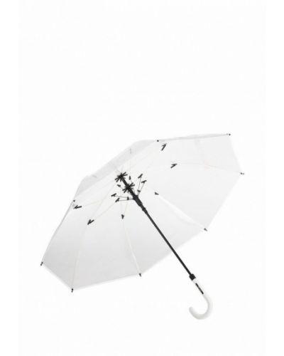 Зонт-трость белый Fare