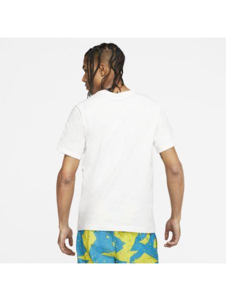 Koszula krótkie z krótkim rękawem z logo światło Nike