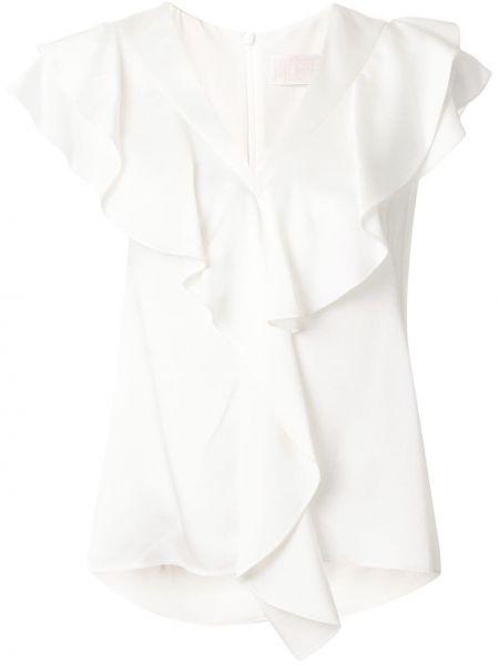 Свободные брюки палаццо с поясом Peter Pilotto