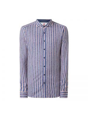 Koszula bawełniana z raglanowymi rękawami Desoto
