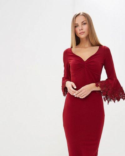 Платье футляр осеннее City Goddess