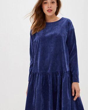 Платье прямое осеннее Ruxara