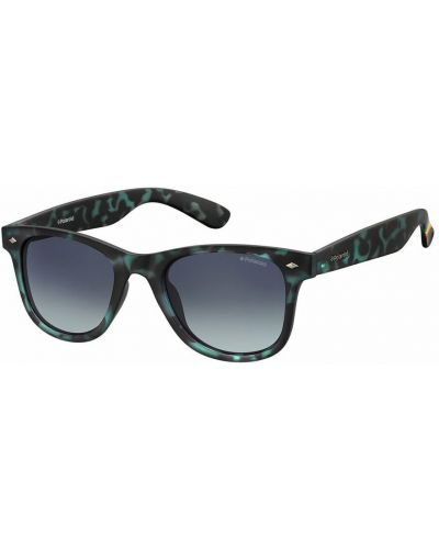 Zielone okulary Polaroid