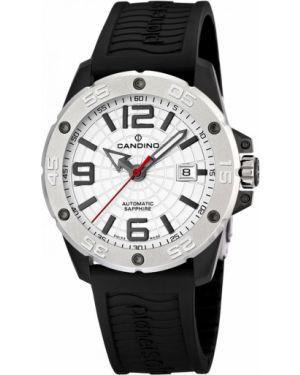 Часы механические водонепроницаемые швейцарские Candino