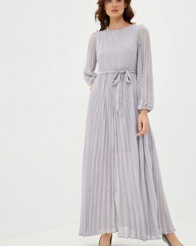 Платье - серое Top Secret