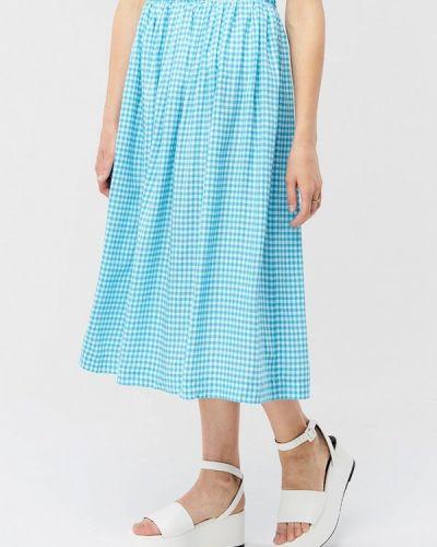 Голубая юбка Mascot