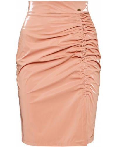 Różowa spódnica ołówkowa Rage Age