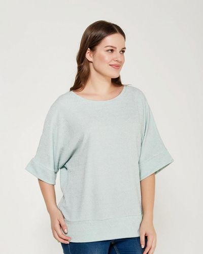 Блузка бирюзовая Darissa Fashion