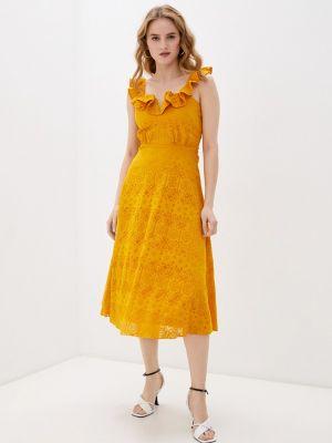Желтый сарафан Little Mistress