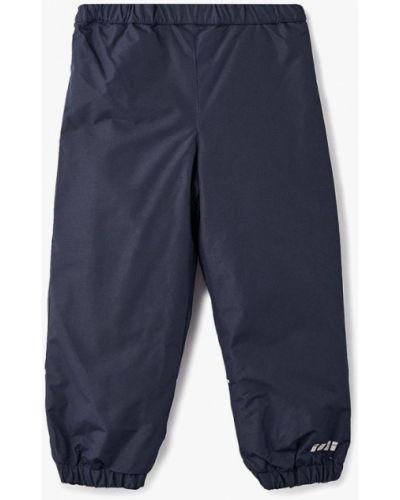 Синие брюки теплые Sela