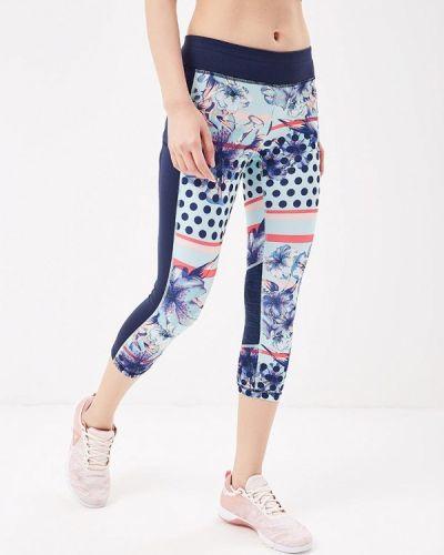 Бирюзовые брюки Roxy
