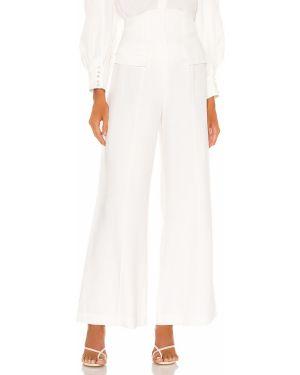 Beżowe spodnie C/meo