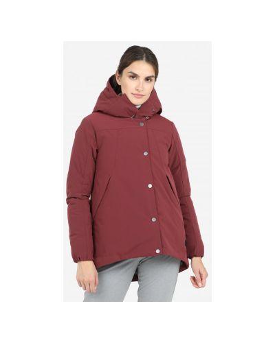 Флисовая куртка - красная Outventure