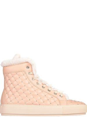Кеды розовый Le Silla