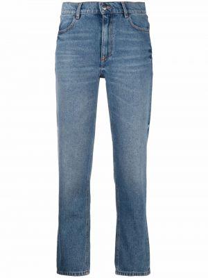 Джинсовые прямые джинсы - синие Roseanna