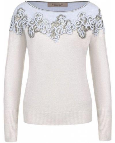 Вязаный свитер кашемировый шерстяной D.exterior